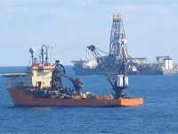 Drill Ships