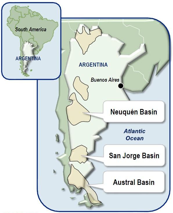 Neuquen basin